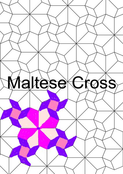 sq maltese cross