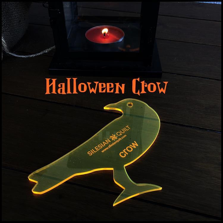 Halloween-Krähe