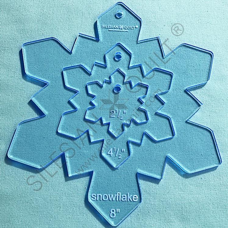 Snowflake v.2 - 8 inches