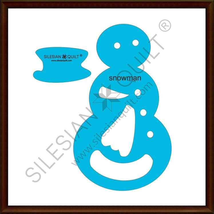 Snowman 8 inches