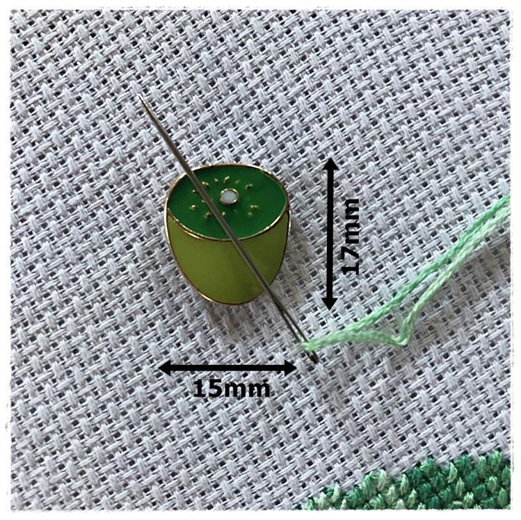 Magnetic Needle Minder Kiwi