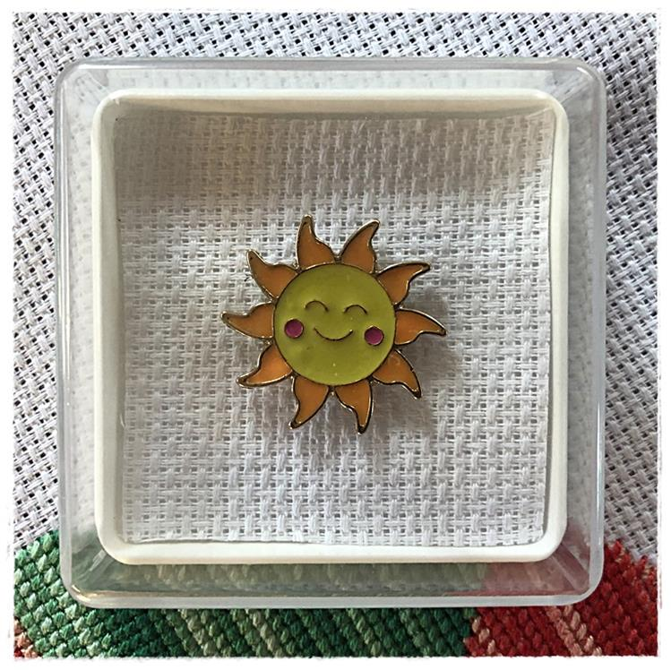 Magnetic Needle Minder Sun