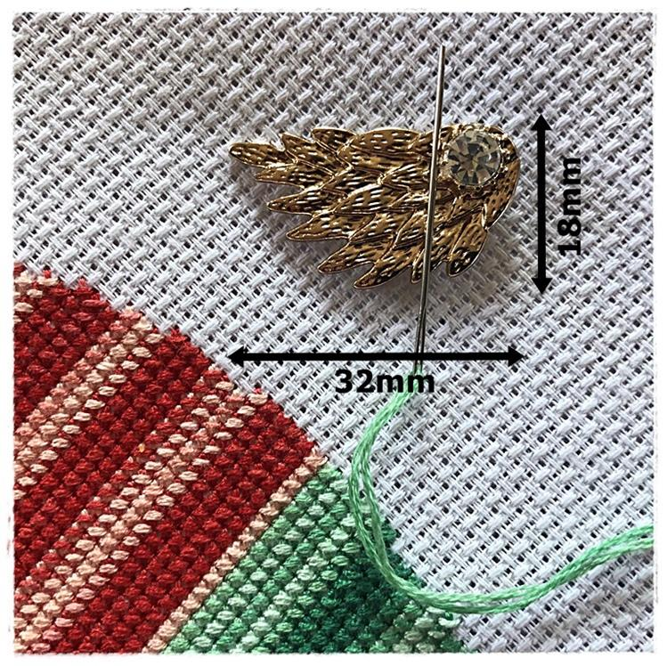 Magnetic Needle Minder Wing